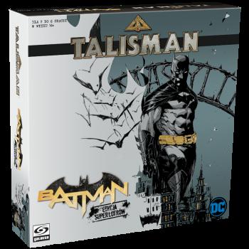 Talisman: Batman – edycja...