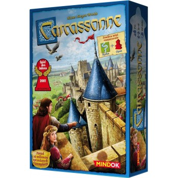 CARCASSONNE 2.0 (Z MINI...