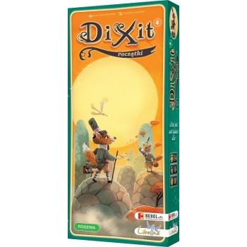 DIXIT 4 POCZĄTKI