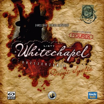 LISTY Z WHITECHAPEL: DROGI...