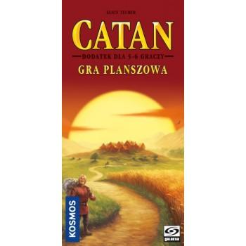 CATAN DODATEK DLA 5-6 GRACZY