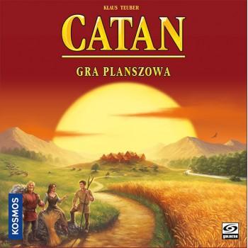 CATAN (OSADNICY Z CATANU)...