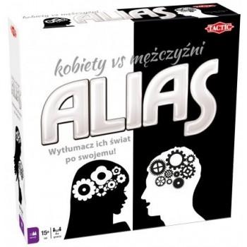 ALIAS: KOBIETY VS MĘŻCZYZNI