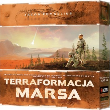 TERRAFORMACJA MARSA (EDYCJA...