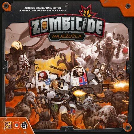 Zombicide: Najeźdźca PORTAL (CMON)