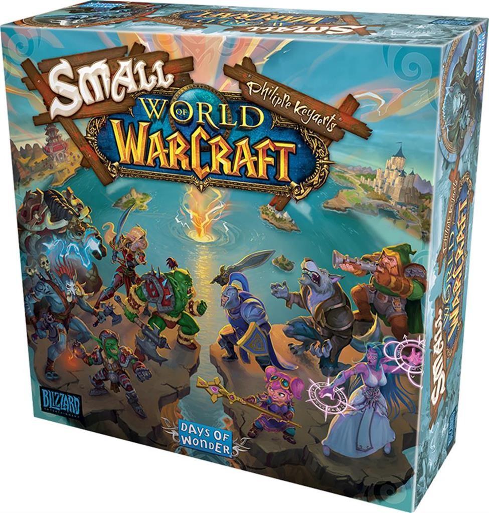 SMALL WORLD WORLD OF WARCRAFT - EDYCJA POLSKA