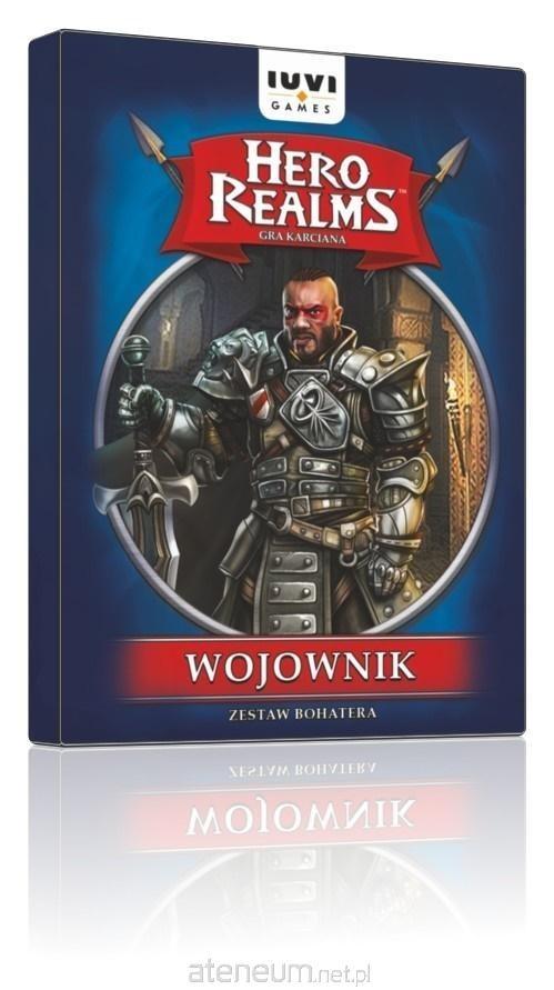 HERO REALMS: Zestaw Bohatera Wojownik