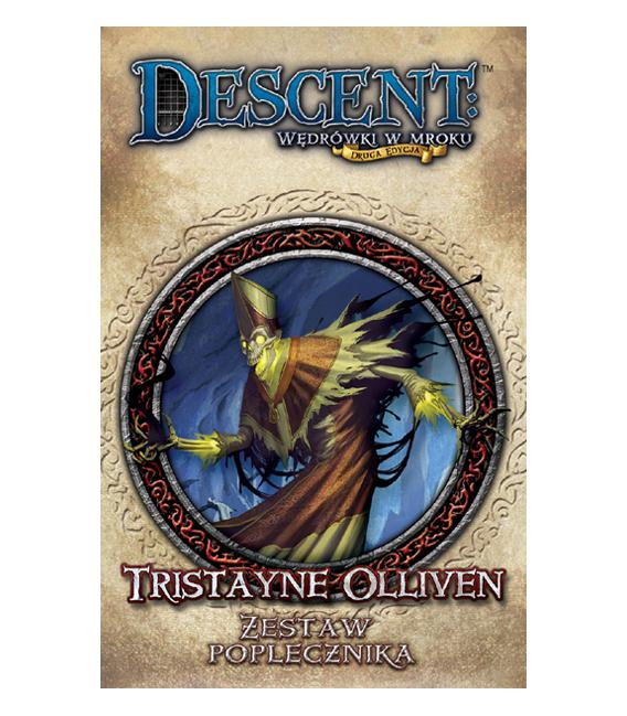 DESCENT - TRISTAYNE OLLIVEN