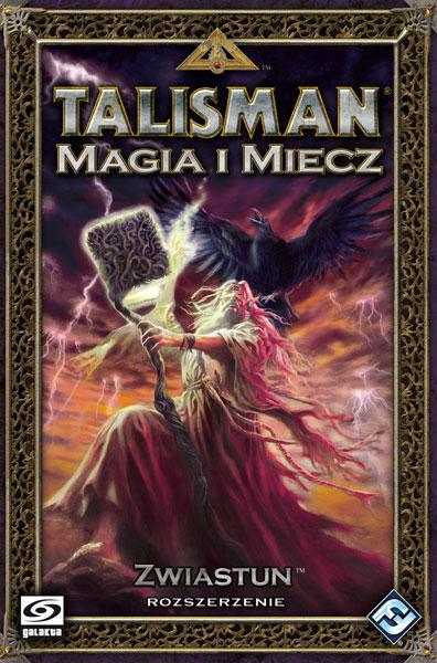 TALISMAN: MAGIA I MIECZ ZWIASTUN