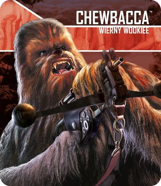 STAR WARS IMPERIUM ATAKUJE CHEWBACCA