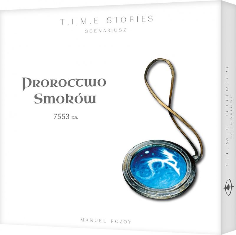TIME STORIES: PROROCTWO SMOKÓW