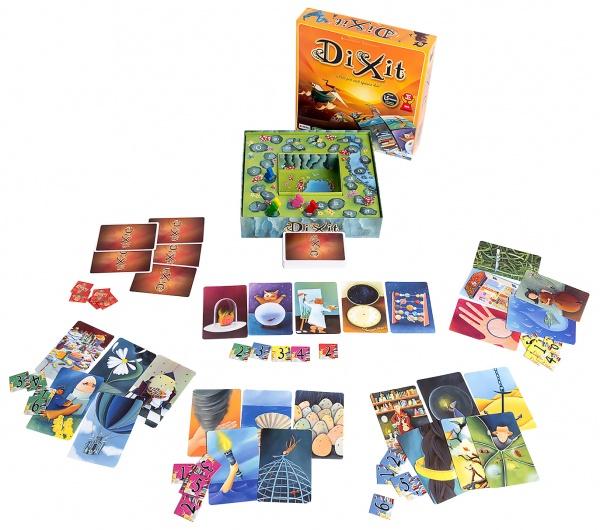 DIXIT + DIXIT 7: WIZJE ZESTAW