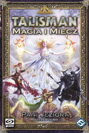 MAGIA I MIECZ PANI JEZIORA TALISMAN