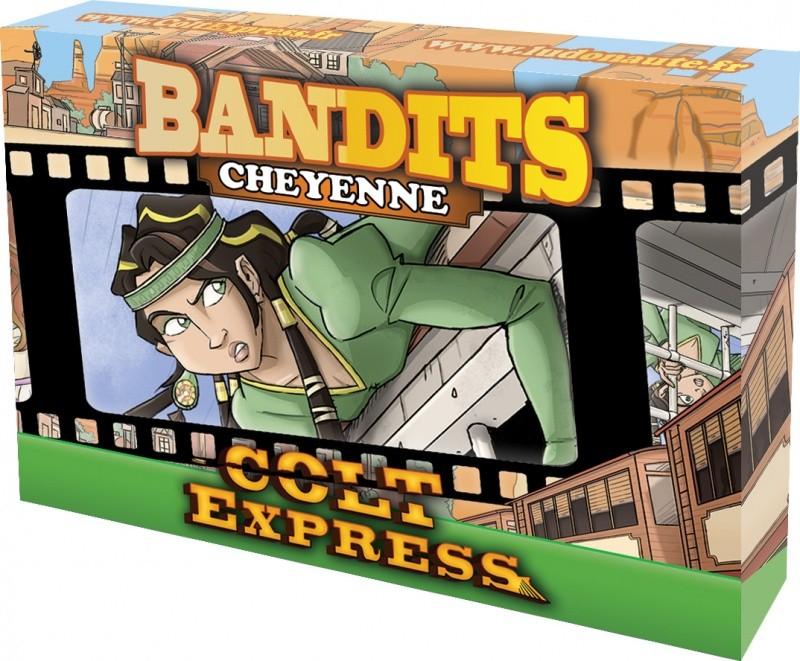 COLT EXPRESS BANDITS - CHEYENNE