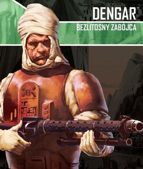 STAR WARS: IMPERIUM ATAKUJE - DENGAR