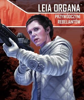 STAR WARS: IMPERIUM ATAKUJE - LEIA ORGANA