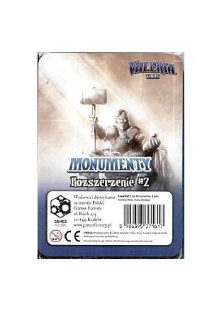 VALERIA MONUMENTY (ROZSZERZENIE 2)
